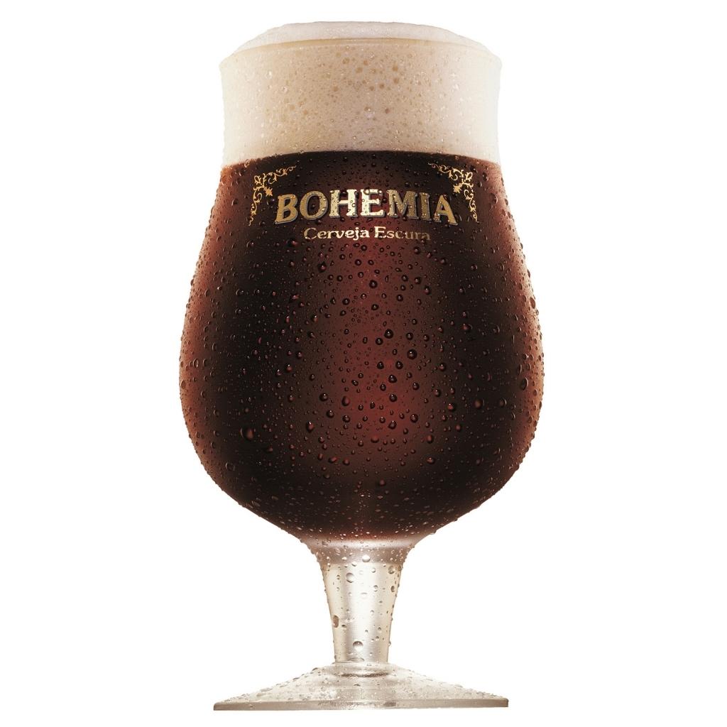 Taça de Cerveja Bohemia Escura - Ambev - Bakar-Bakar