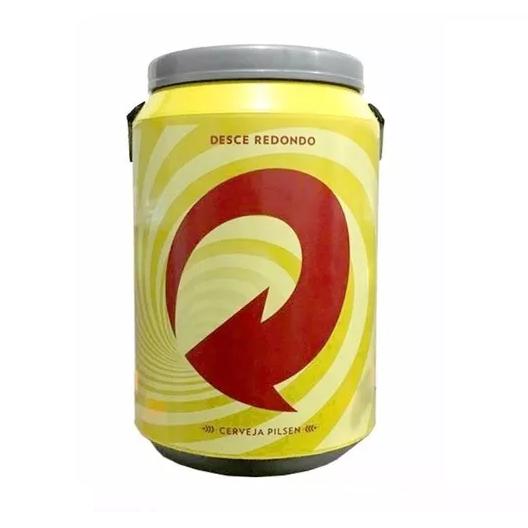 Cooler 24 Latas Cerveja Skol Edição Limitada - Doctor Cooler - Bakar-Bakar