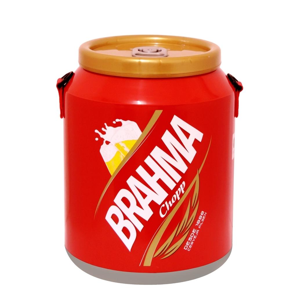 Cooler 12 Latas Cerveja Brahma - Doctor Cooler - Bakar-Bakar