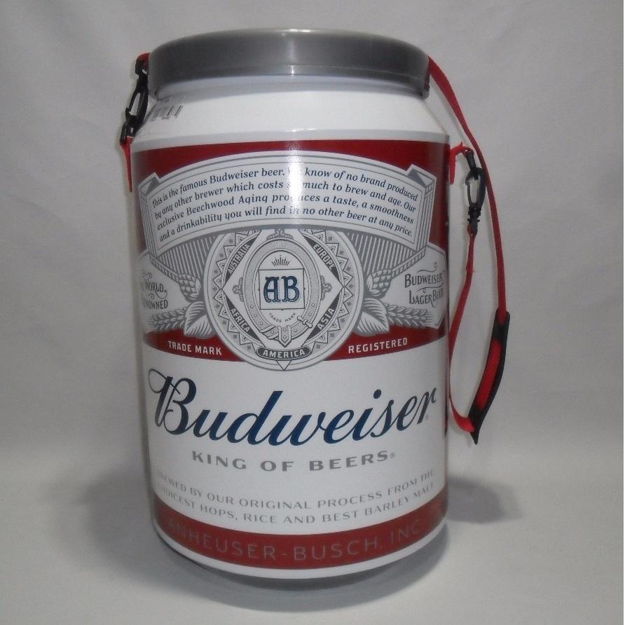 Cooler 24 Latas Cerveja Budweiser - Doctor Cooler - Bakar-Bakar