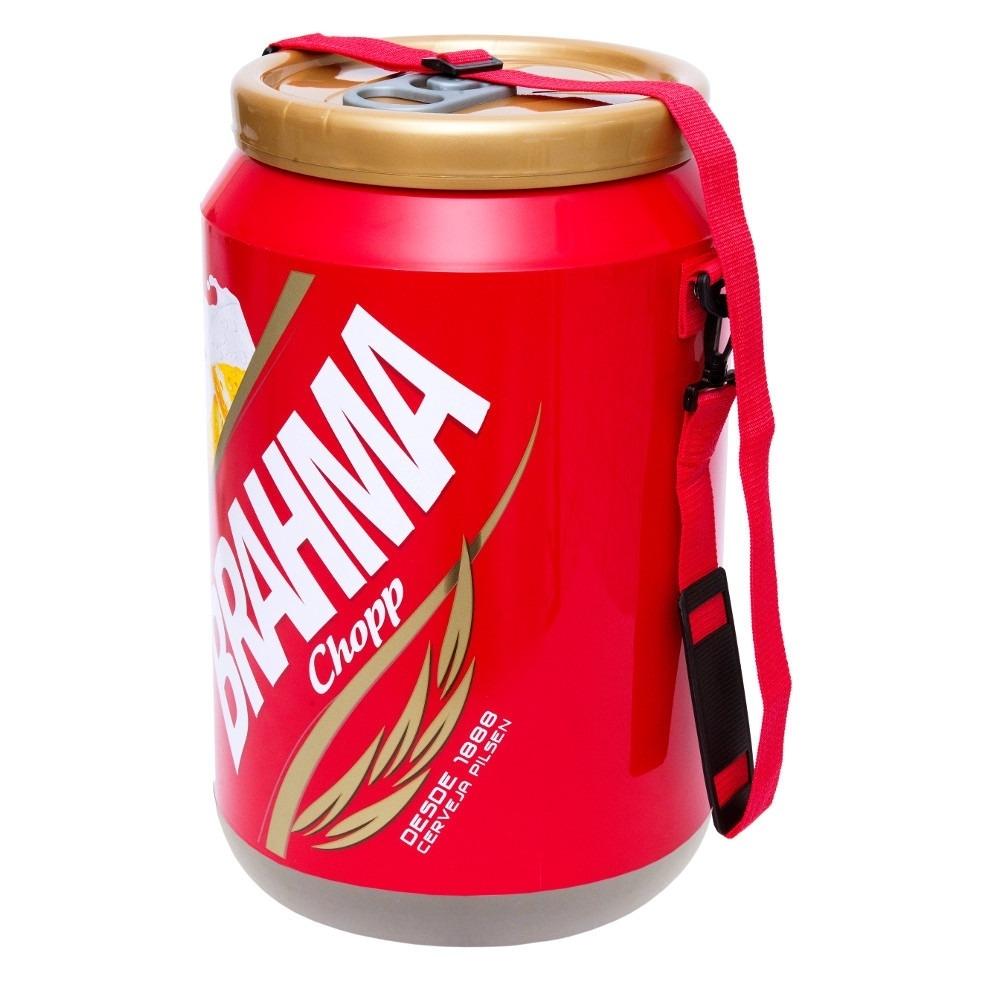 Cooler 24 Latas  Brahma - - Doctor Cooler - Bakar-Bakar
