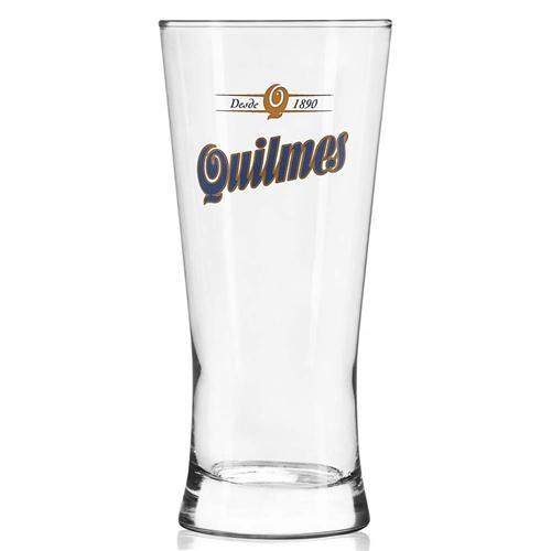 Copo de Cerveja Quilmes - Ambev - Bakar-Bakar