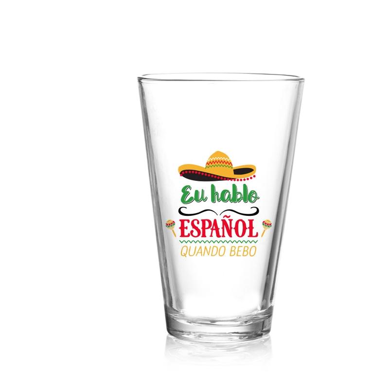 Copo Long  Drinks Espanhol - Kathavento - Bakar-Bakar