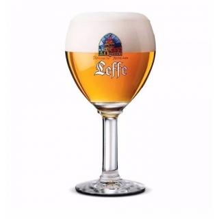 Taça Leffe para Cerveja Original 330ml + Caixa