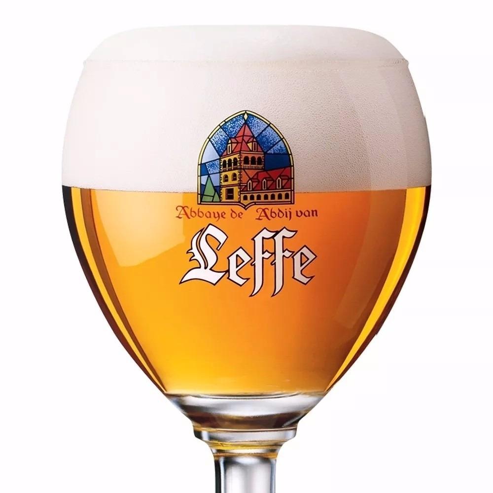 Taça Leffe para Cerveja Original 330ml + Caixa - Bakar-Bakar