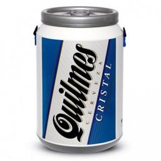 Cooler 24 Latas Cerveja Quilmes Doctor Cooler