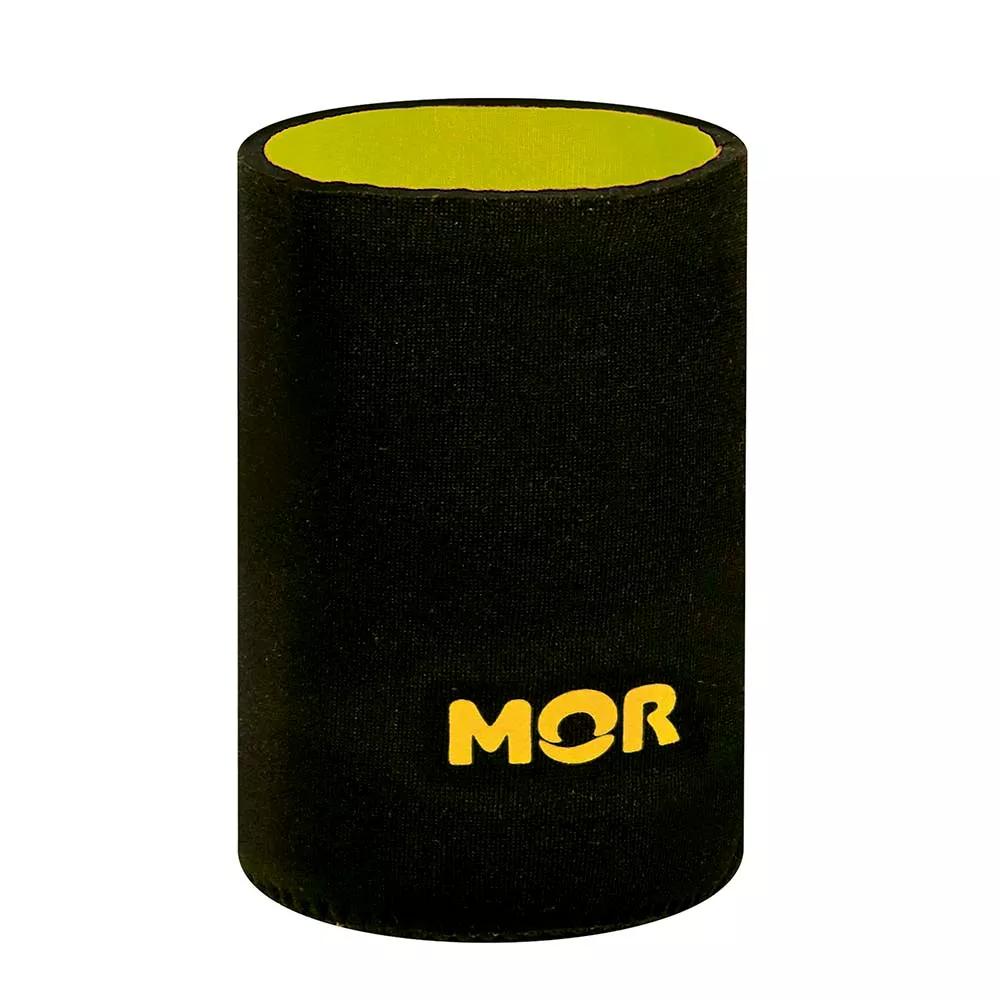 Kit Porta Latas Em Neopreme Mor Vermelho, Verde e Amarelo - Bakar-Bakar