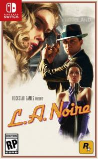 L.A. Noire: Remastered - Switch