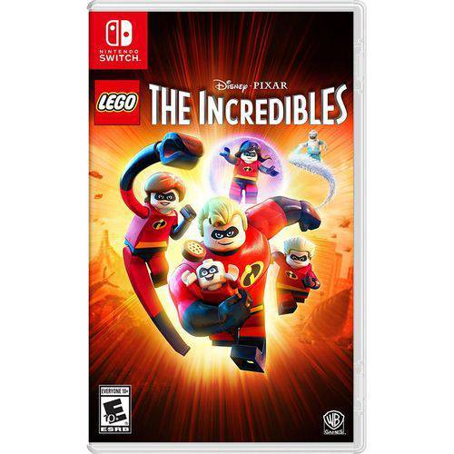 LEGO The Incredibles - Switch - Atacado dos Jogos