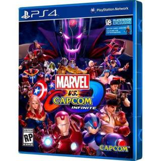 Marvel Vs Capcom Infinite PS4 - Legendas em Português