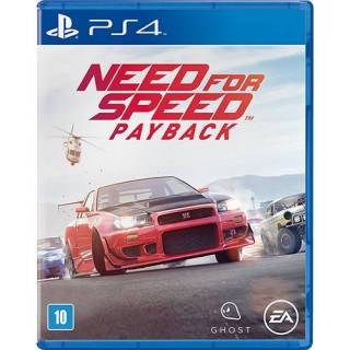 Need For Speed: Payback PS4 - Legendas Português