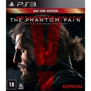 Metal Gear Solid V: The Phantom Pain - PS3 (Legendas em Português)