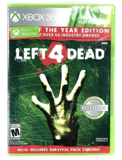 Left 4 Dead Game of the Year Edition - Xbox 360 - Xbox One