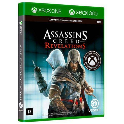 Assassins Creed Revelations - XBOX ONE / XBOX360 - Atacado dos Jogos