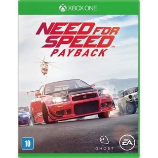 Need For Speed: Payback - Jogo Xbox One (Legendas em Português)