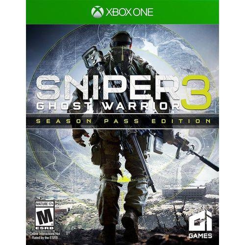 Sniper Ghost Warrior 3: Season Pass Edition - Xbox One - Atacado dos Jogos