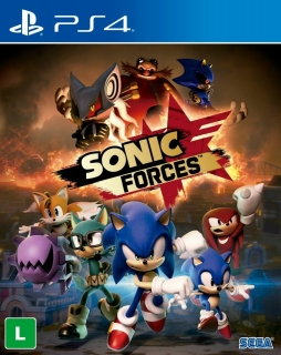 Sonic Forces PS4 (Playstation 4)