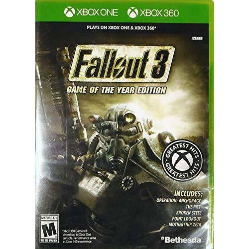 Comprar Fallout 3: Game Of The Year Edition XBOX ONE XBOX360 - Atacado dos Jogos