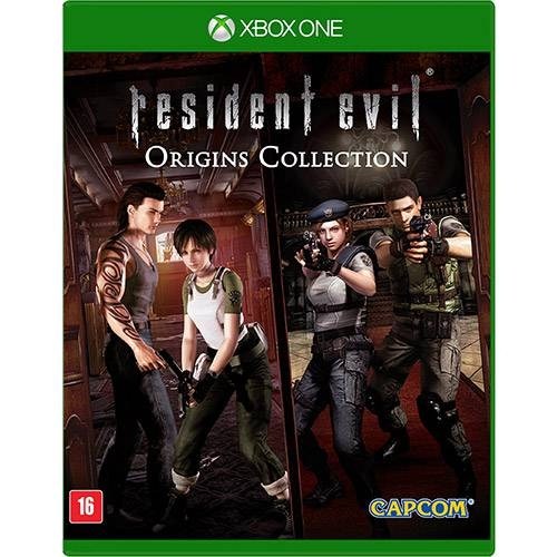 Resident Evil Origins: Collection - XBOX ONE - Atacado dos Jogos