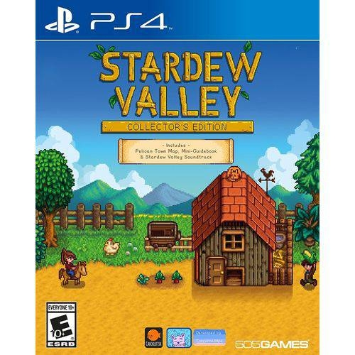 Stardew Valley: Collectors Edition - Ps4 - Atacado dos Jogos