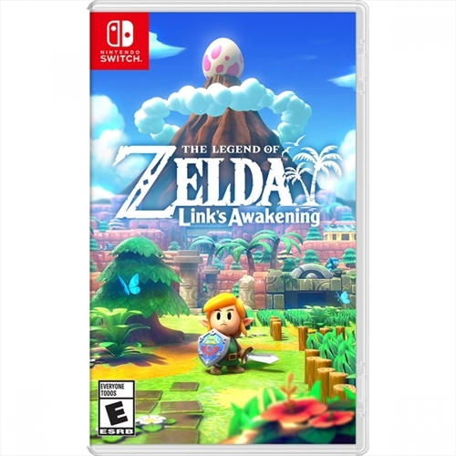 The Legend of Zelda: Link's Awakening - Switch - Atacado dos Jogos