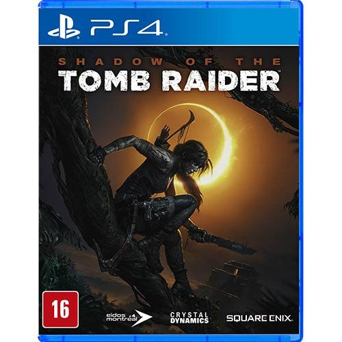 Shadow Of The Tomb Raider - PS4 - Atacado dos Jogos
