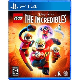 Lego Os Incríveis The Incredibles  PS4 - Dublado em Português