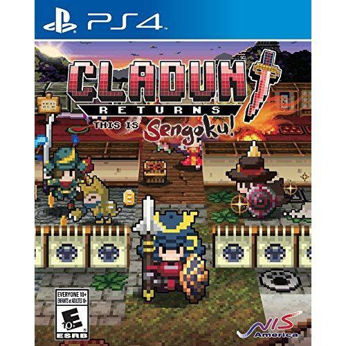 Cladun Returns: This Is Sengoku! - Ps4 - Atacado dos Jogos