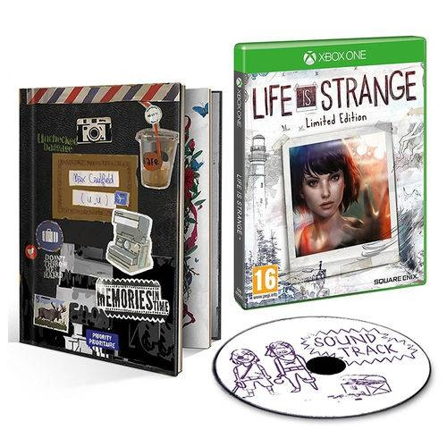 Life Is Strange - Before The Storm Limited Edition Xbox One - Atacado dos Jogos