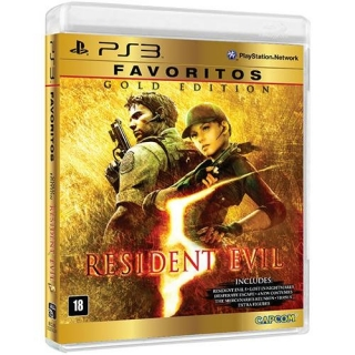 Resident Evil 5 Gold Edition PS3 (Playstation 3)