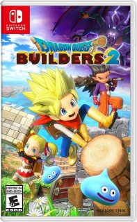 Dragon Quest Builders 2 - Jogo Switch