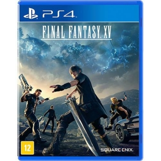 Final Fantasy 15 XV PS4 - Legendas em Português