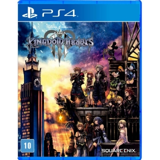 Kingdom Hearts III 3 - PS4