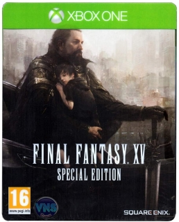 Jogo Final Fantasy XV 15 Special Edition - Xbox One