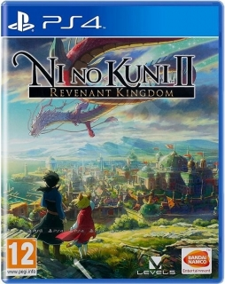 Ni No Kuni 2 II: Revenant Kingdom - Jogo PS4