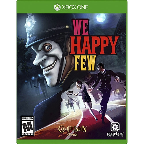We Happy Few - Xbox One - Atacado dos Jogos