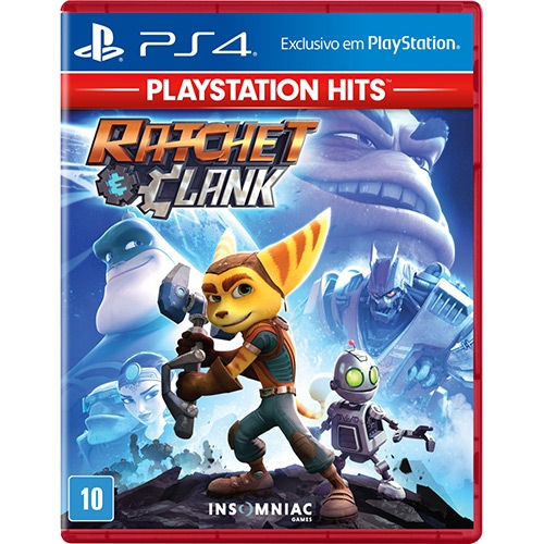 Ratchet and Clank Hits - PS4 - Atacado dos Jogos