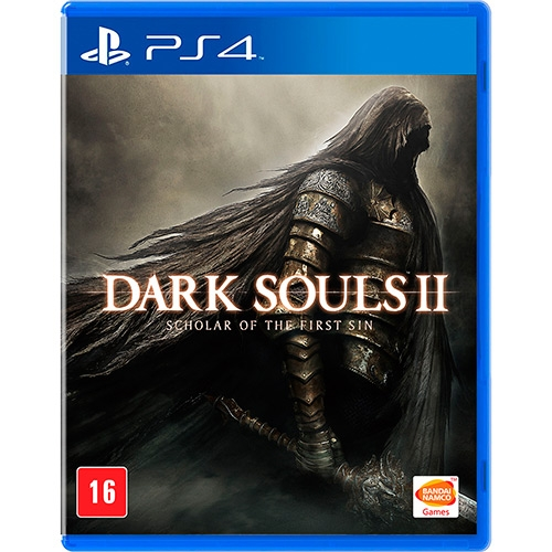 Dark Souls II: Scholar of The First Sin - PS4 - Atacado dos Jogos