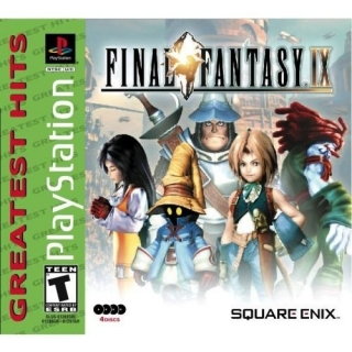 Final Fantasy 9 IX - Jogo Playstation
