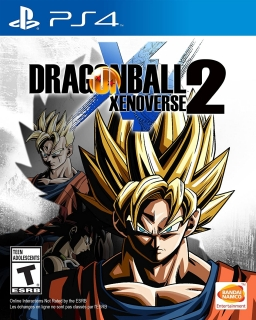 Dragon Ball Xenoverse 2 - PS4 - Legendas em Português