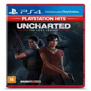 Uncharted The Lost Legacy PS4 - Dublado em Português