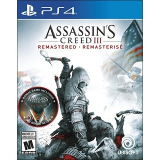 Assassin´s Creed 3 Remastered - PS4