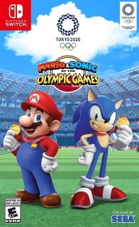 Mario & Sonic at the Olympic Games Tokyo 2020 - Switch