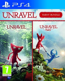 Unravel Yarny Bundle - PS4