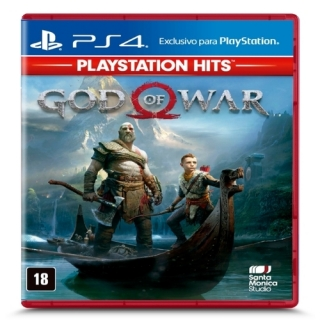 God of War PS4 - Dublado em Português