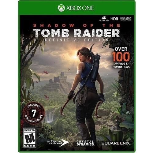 Shadow of The Tomb Raider Definitive Edition - Xbox One - Atacado dos Jogos