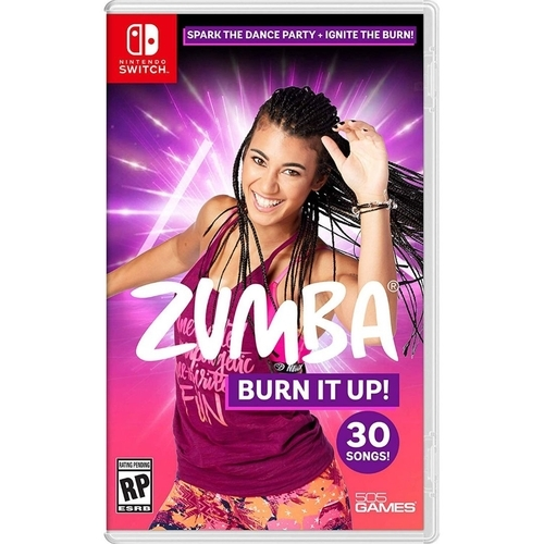 Zumba Burn It Up - Switch - Atacado dos Jogos