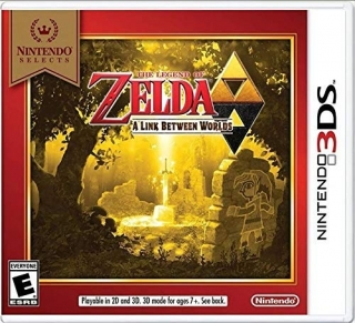 The Legend of Zelda: A Link Between Worlds - 3DS