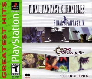 Final Fantasy Chronicles - PSONE PS1