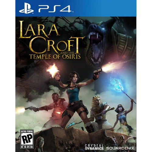 Lara Croft And The Temple Of Osiris - PS4 - Atacado dos Jogos
